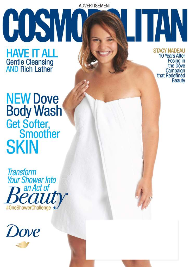 Dove Cover + Advertorial Nov 2014 Cosmo_Page_1