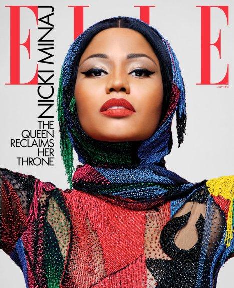 Nicki-Minaj-Cover-Elle-July-2018