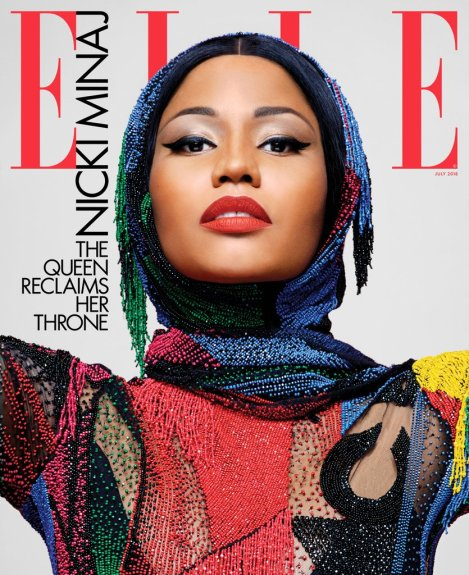 Nicki-Minaj-Cover-Elle-July-2018